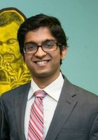 A photo of Parth who is one of our Statistics tutors in Barrington