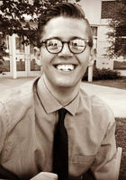 A photo of Zachary who is one of our Spanish tutors in Akron