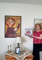 A photo of Meira who is one of our SAT Reading tutors in Ypsilanti charter Township
