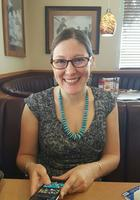 A photo of Rachel who is one of our Writing tutors in Albuquerque International Sunport