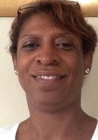 A photo of Davetta who is one of our Writing tutors in College Park