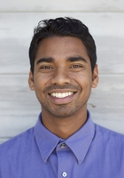 A photo of Rahul who is one of our HSPT tutors in Cleveland