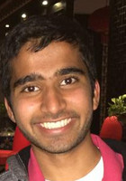 A photo of Vidhan, a Anatomy tutor in Edwardsville, KS