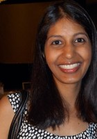 A photo of Teja who is one of our Reading tutors in Hunters Creek Village