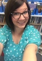 A photo of Samantha who is one of our ISEE tutors in Lewiston
