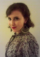A photo of Ana who is one of our History tutors in New York
