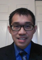 A photo of Justin who is one of our LSAT tutors in Lewisville