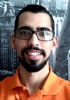 A photo of Kevin who is one of our GMAT tutors in La Porte