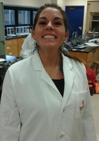 A photo of Shannon who is one of our Biology tutors in Dayton
