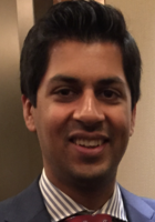 A photo of Prateek who is one of our MCAT tutors in Albuquerque International Sunport