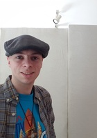A photo of Johnny who is one of our French tutors in Evans