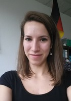 A photo of Michelle who is one of our German tutors in Mooresville