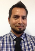 A photo of Erick who is one of our Spanish tutors in Round Rock