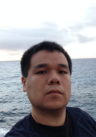 A photo of Chong, a Science tutor in Hawaii