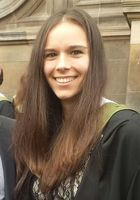 A photo of Sarah who is one of our Writing tutors in Belmont