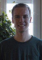 A photo of William who is one of our English tutors in The University of New Mexico