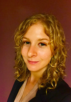 A photo of Elise who is one of our Latin tutors in Central Falls
