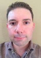 A photo of Jonathan who is one of our LSAT tutors in Burleson