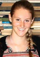 A photo of Rebecca, a French tutor in St. John, IN