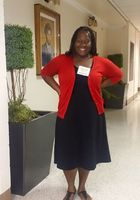 A photo of Allegra who is one of our ASPIRE tutors in Houston