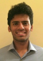 A photo of Raghavendra who is one of our ACT tutors in Gainesville