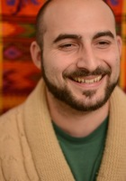 A photo of Isaac who is one of our Spanish tutors in Brookline