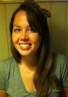 A photo of Katherine, a GRE tutor in Portage, IN