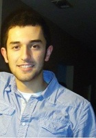 A photo of Ardalan who is one of our Calculus tutors in Mecklenburg County
