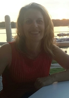 A photo of Jennifer who is one of our Writing tutors in McCordsville