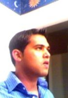A photo of Saurav who is one of our English tutors in Weddington