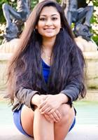 A photo of Shachi who is one of our Pre-Calculus tutors in Helderberg