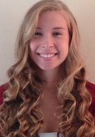A photo of Cassandra who is one of our Pre-Calculus tutors in Guilderland