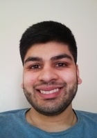 A photo of Tahir who is a Struthers  Science tutor