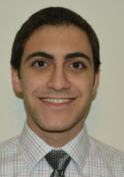 A photo of Hussein who is one of our MCAT tutors in Warwick