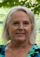 A photo of Pat who is one of our English tutors in Depew