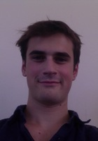 A photo of Maxime who is one of our French tutors in Lawrence