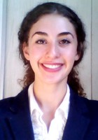 A photo of Erica who is one of our Science tutors in East Palestine