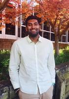 A photo of Nikhil who is one of our Literature tutors in Alpharetta
