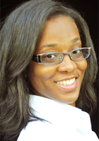A photo of Vanessa who is one of our Math tutors in Roswell