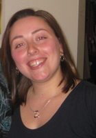 A photo of Elizabeth who is one of our English tutors in Helderberg