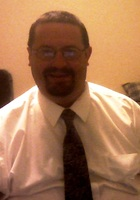 A photo of Scott who is one of our Writing tutors in Harrisburg
