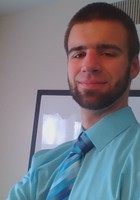 A photo of Luke who is one of our Pre-Calculus tutors in Erie County