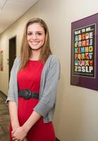 A photo of Sara who is one of our Social studies tutors in St. Louis