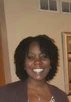A photo of Kimberly who is one of our English tutors in Lemont