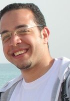 A photo of Mahmoud who is one of our Computer Science tutors in College Park