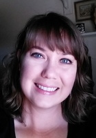 A photo of Lauren who is one of our English tutors in The University of New Mexico