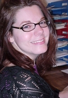 A photo of Kimberly who is one of our Writing tutors in Round Lake