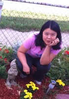 A photo of ShiFen who is one of our English tutors in Pittsboro