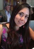 A photo of Alejandra who is one of our German tutors in South Houston