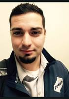 A photo of Joseph who is one of our Accounting tutors in Watertown